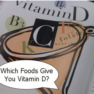 Do You Get Enough Vitamin D?